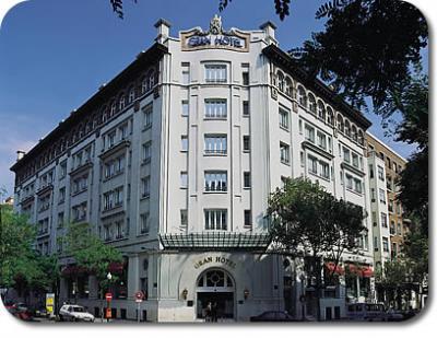 BOLERO EN EL GRAN HOTEL